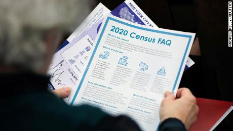 Supreme Court grants Trump administration's request to halt census count while appeal plays out